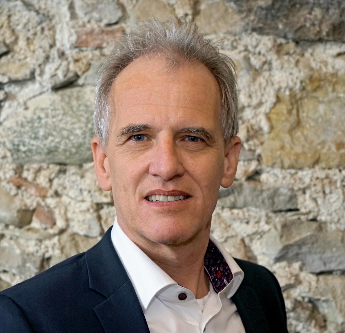 Beat Tinner in die St.Galler Regierung - Sven Bradke unterstützt Beat Tinner